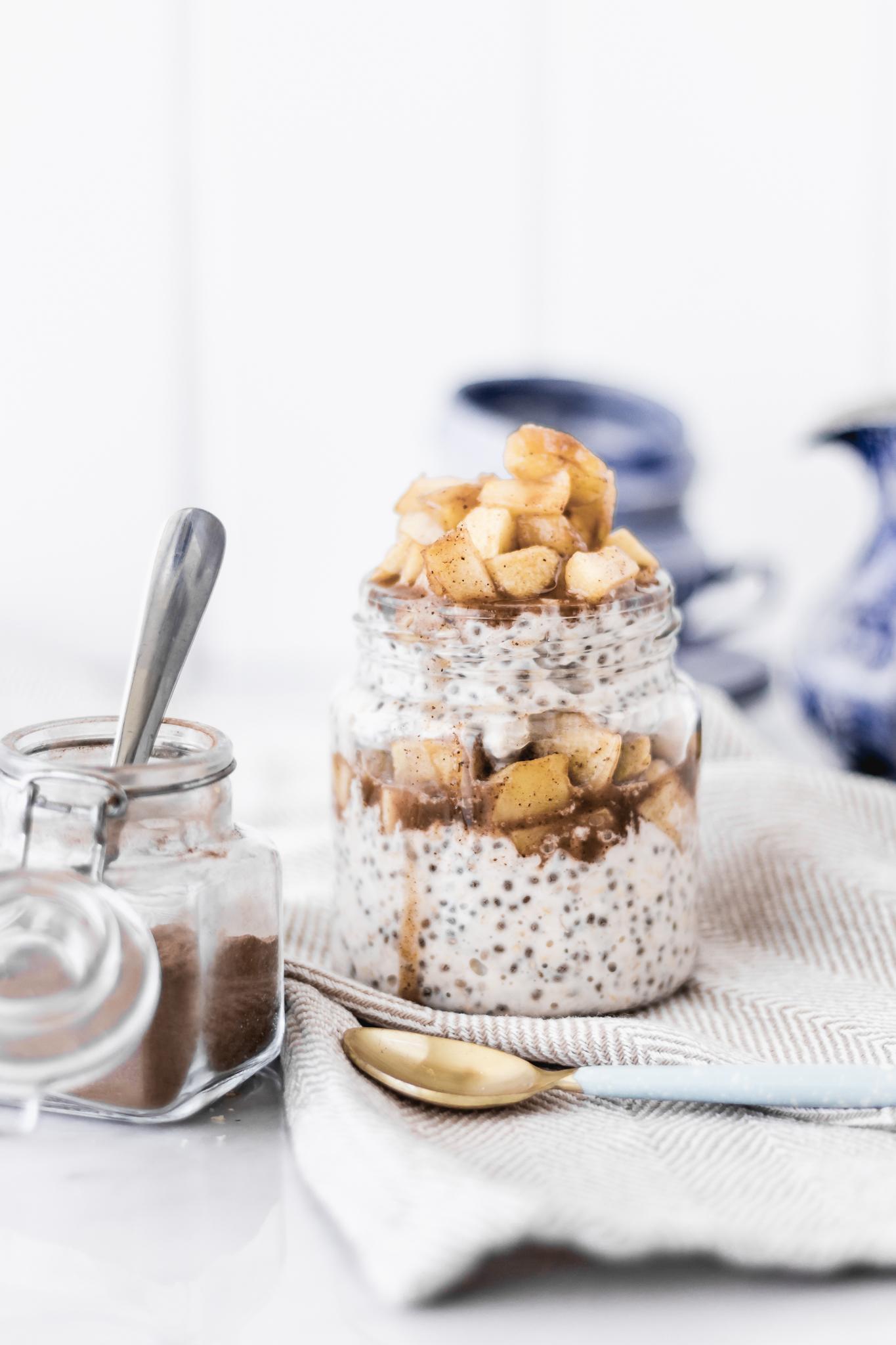 Cómo preparar overnight oats