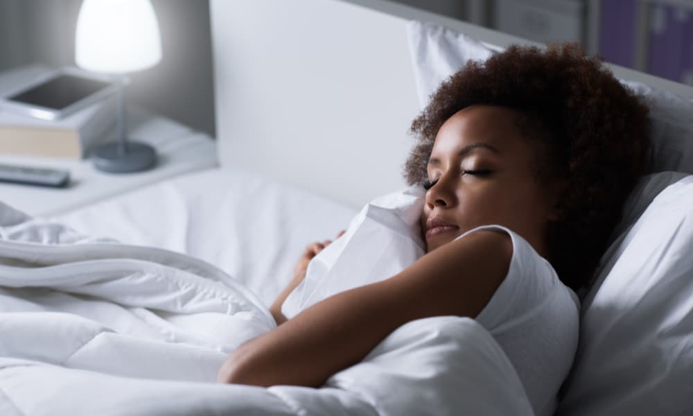 How New Parents Can Relax and Get a Better Night's Sleep With CBD
