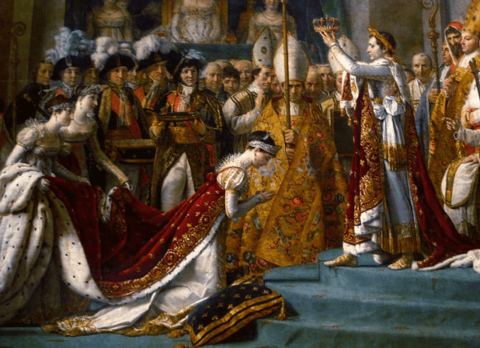 Napoleon Se Autoproclama Emperador De Francia Magazine Historia