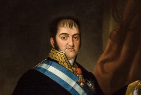 La esposas de Fernando VII de España