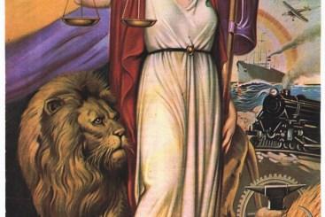 Representación de la Segunda Rpública Española