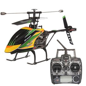 Helicóptero RC Wltoys SKY DANCER V912 40cm (Brushed)