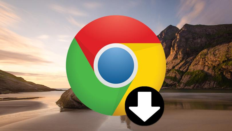 chrome download - failed network