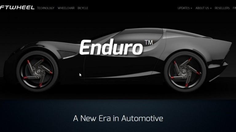 Enduro es una innovación en la industria de neumáticos.