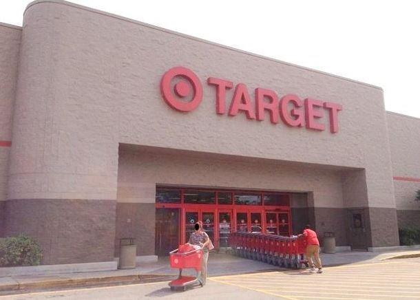 La tienda Target en 5900 Lake Worth Road, en Greenacres, Florida