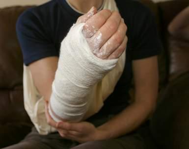 mano y muneca lesione
