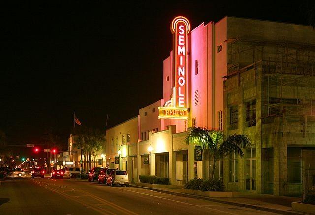 Centro de Homestead, Florida