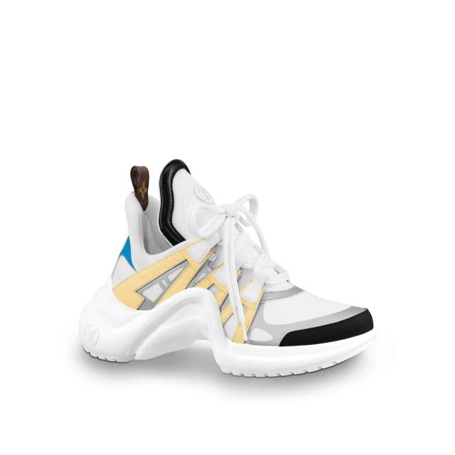 Zapatilla Deportiva LV Archlight  Mujer Zapatos  | LOUIS VUITTON