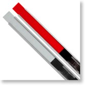 Marcadores de metal Silver-Streak/Red-Riter – Formas con baja corrosión – Marcadores con baja corrosión
