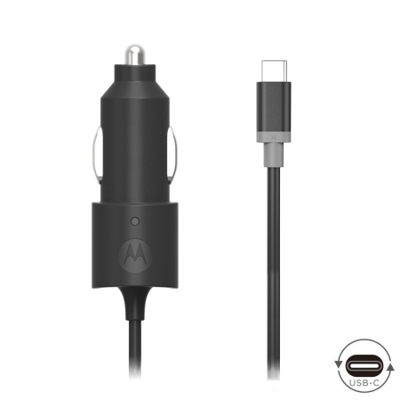 Motorola TurboPower 15 USB-C Car Charger