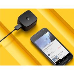 Motorola TurboPower 15 Wall Charger + Micro-USB Data Cable