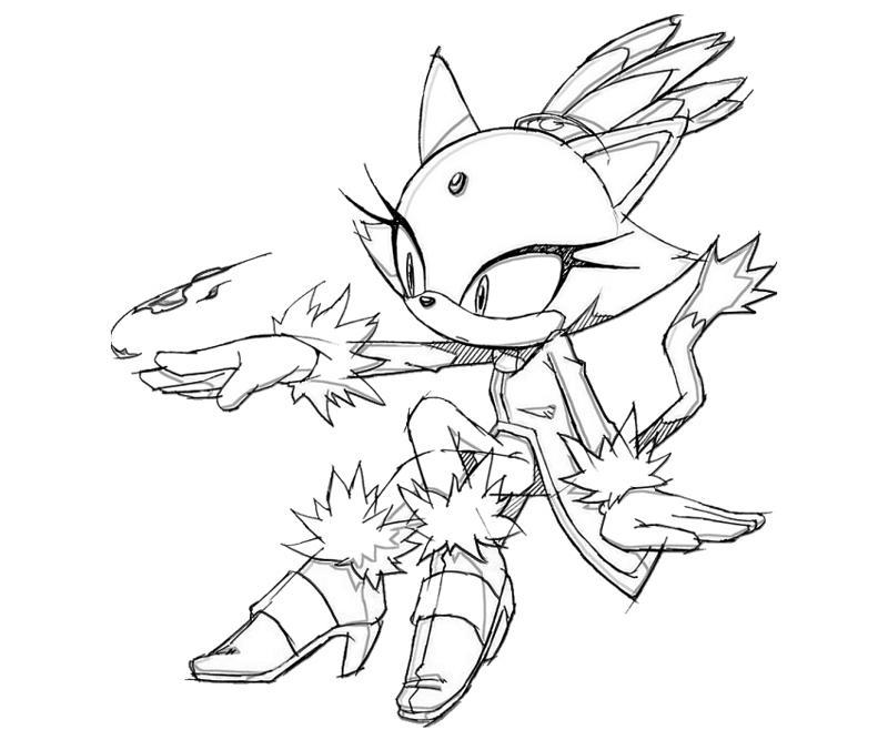Como Dibujar A Sonic Para Colorear Find Gallery