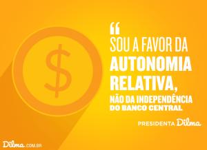 Propaganda publicada por Rousseff en las redes sociales. (Facebook)