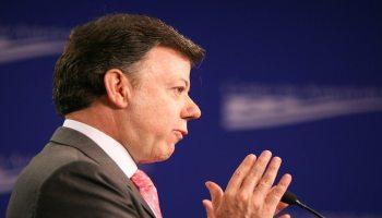 En víspera electoral, el dirigente liberal, Cesar Gaviria, culpó al presidente Juan Manuel Santos de haber entregado instituciones y puestos en el Gobierno. (Flickr)