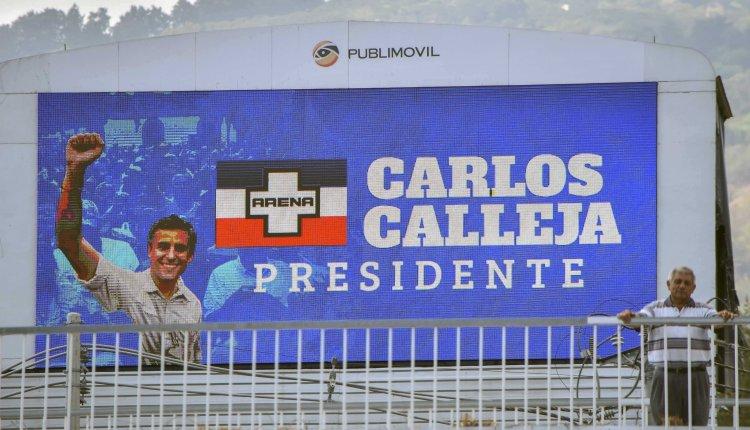 Precandidatos de derecha salvadoreña se sueñan presidentes sin pasar examen