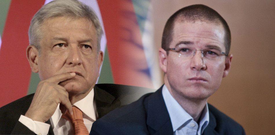 Persecución política Ricardo Anaya