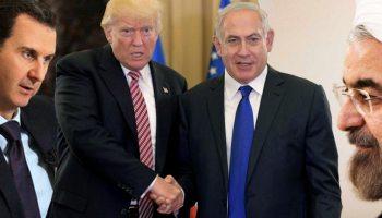 Trump Israel Irán