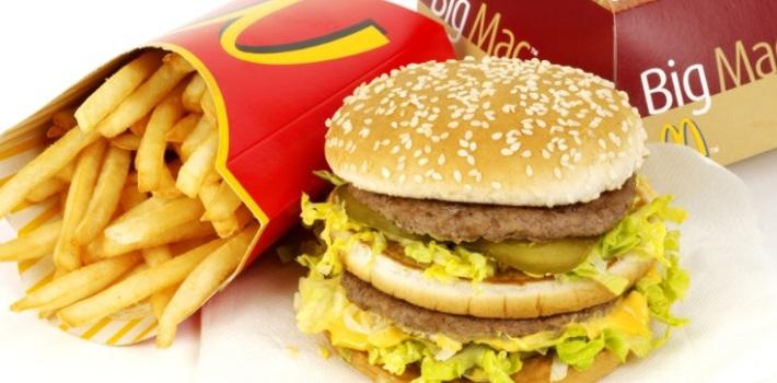 Big Mac- Venezuela