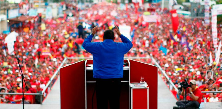 Chavez-multitud
