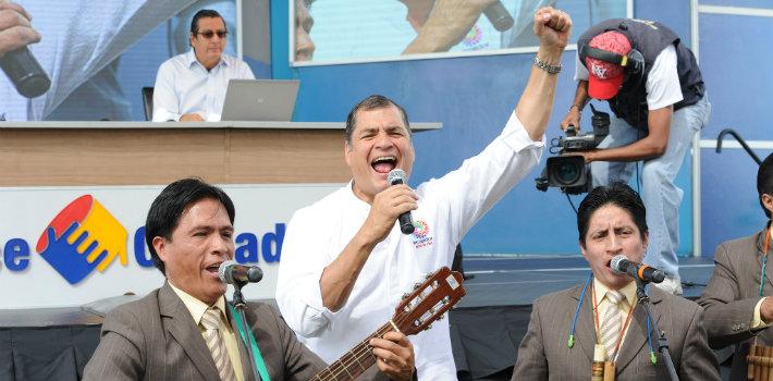 Correa censorship featured
