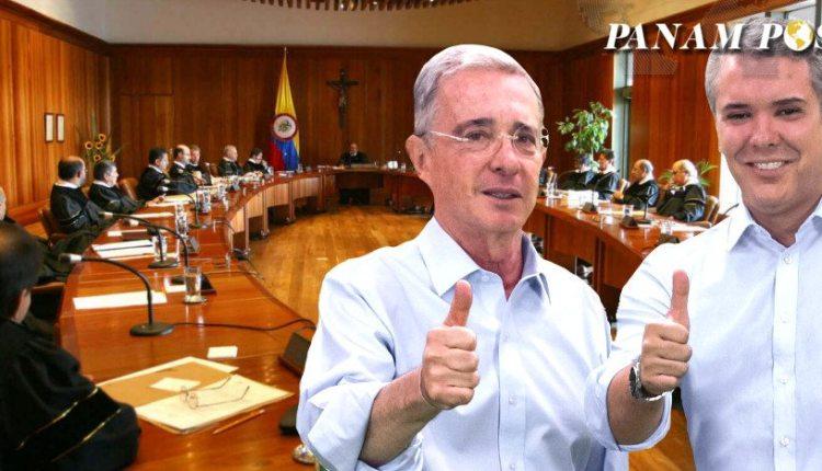 Corte constitucional Uribe Duque
