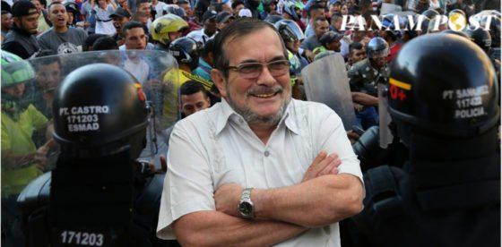 Cuándo las FARC pedían eliminar fuerza que hoy protege Timochenko