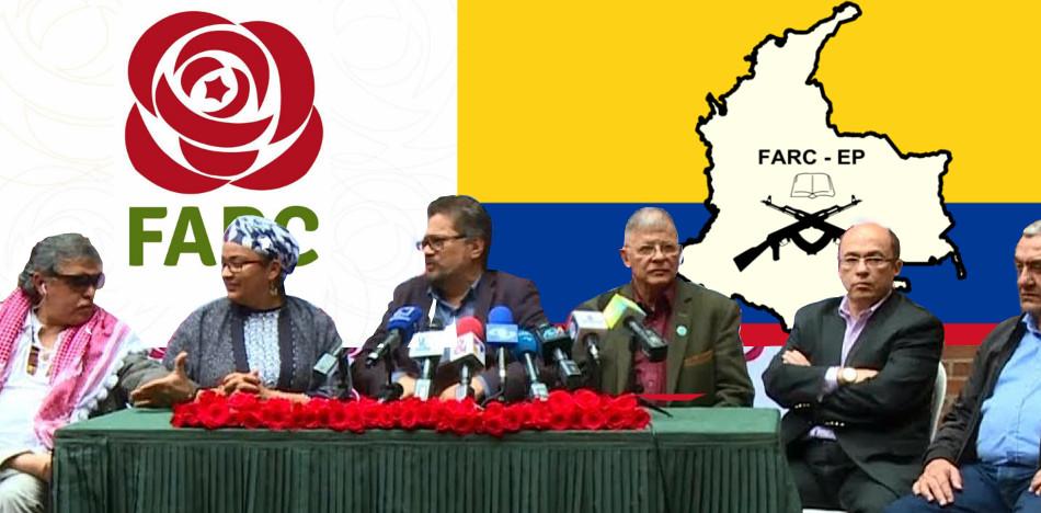 FARC cosecha