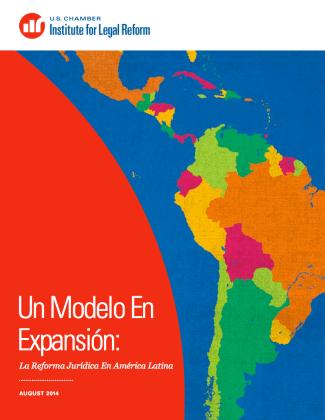 Un Modelo en Expansión: La Reforma Jurídica en América Latina