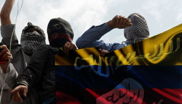 Isis Colombia