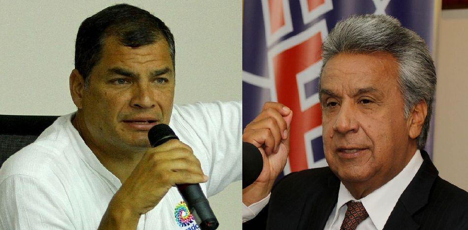 Ecuatorianos decidieron