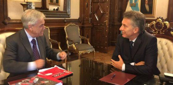Macri y Piñera deberían encabezar la presión internacional para desplazar a Maduro, según filósofo argentino
