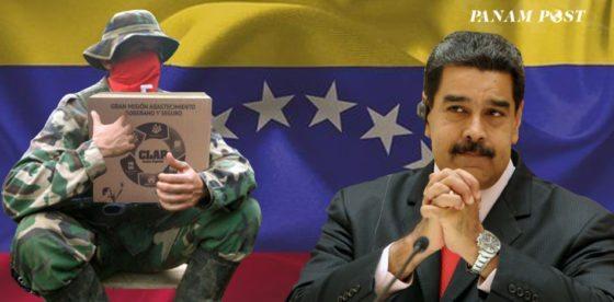 """""""El ELN tiene emisoras y distribuye cajas CLAP en las fronteras con beneplácito de Maduro"""": Fundación Redes"""
