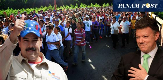 """""""El régimen de Maduro promueve de forma velada la migración de sus ciudadanos"""""""