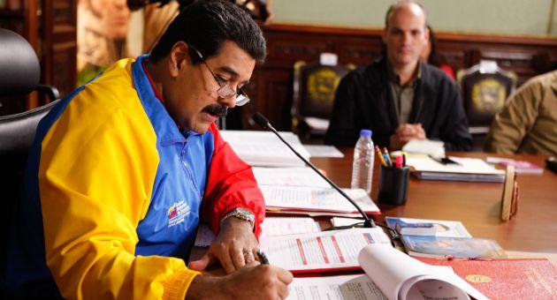 Maduro habilitante
