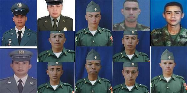 Militares – eln