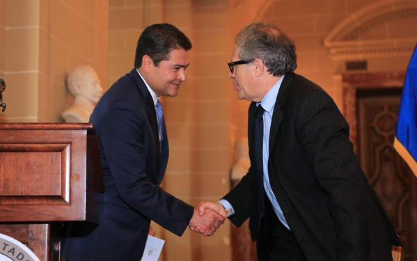 Misión de apoyo en Honduras por parte de la OEA