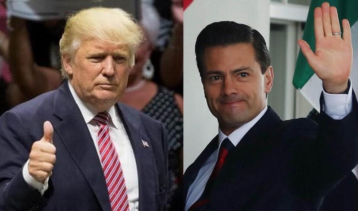 EEUU Trump México