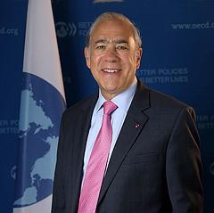 Secretario general OCDE