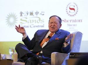 El empresario Sheldon Adelson es uno de los principales donantes del Partido Republicano. (Crony Awards)