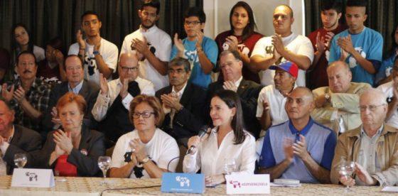 Soy Venezuela le pidió a México y Chile terminar diálogo entre MUD y dictadura