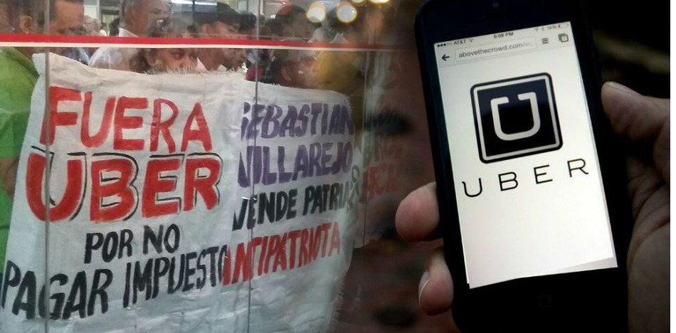Uber paraguay