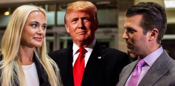 Vanessa Trump hospitalizada tras abrir sobre con polvo blanco