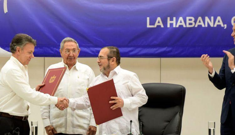acuerdo Santos-FARC