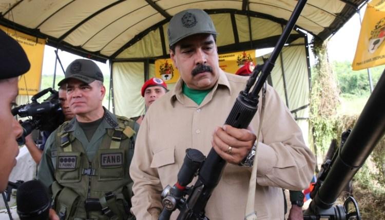 ejercicios militares – venezuela