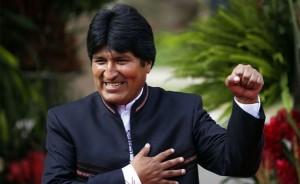 Evo Morales es el presidente que más tiempo estuvo en el poder en Bolivia. (RunRuners)