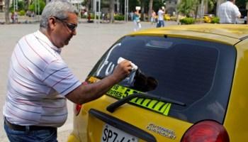En Colombia, la empresa de transporte Uber deberá pagar una sanción por $150.000 dólares. (Mario Caicedo)