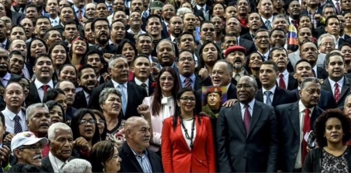 golpe de estado - venezuela - constituyente