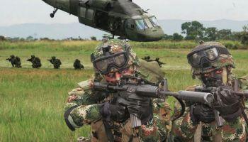 Existe una preocupación por los grupos armados que podrían apropiarse del narcotráfico de las FARC (Wikimedia)