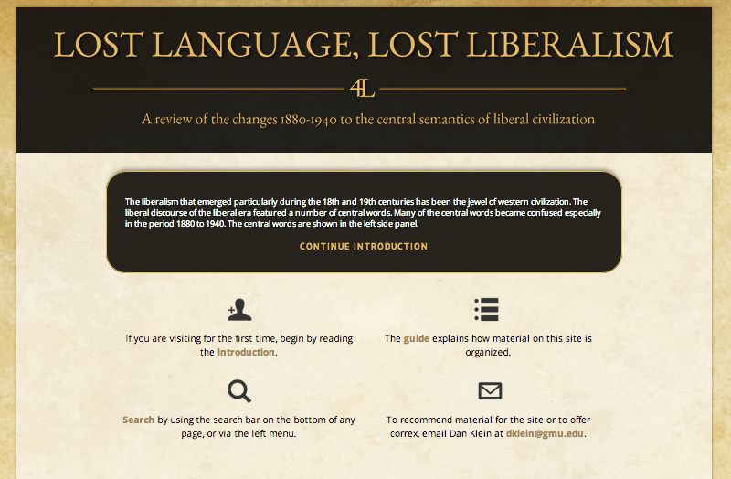 language-liberalism-website
