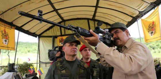 Demasiado tarde para una solución convencional en Venezuela